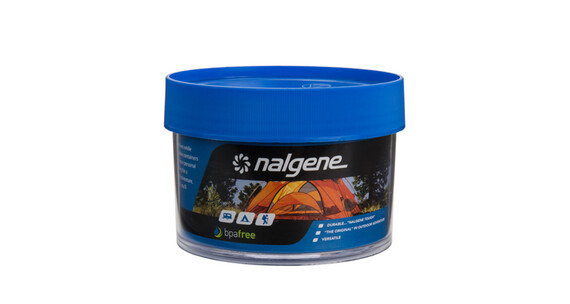 Nalgene Dose Polycarbonat 500 ml blue